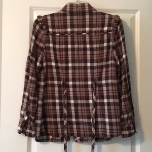 Juicy Couture Tops - Juicy Couture plaid shirt